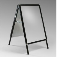 Black Aluminium Snap Frame A-boards