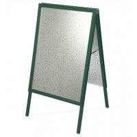 "20"" x 30"" Green Snap Frame A Board"