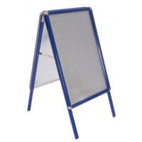 "20"" x 30"" Blue Snap frame A Board"