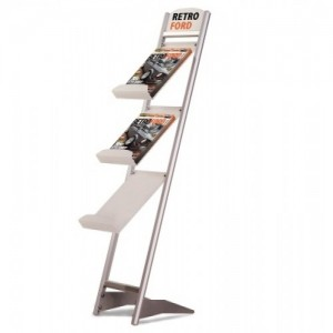 Brochure Exhibition Stands, 2 and 3 Tiers