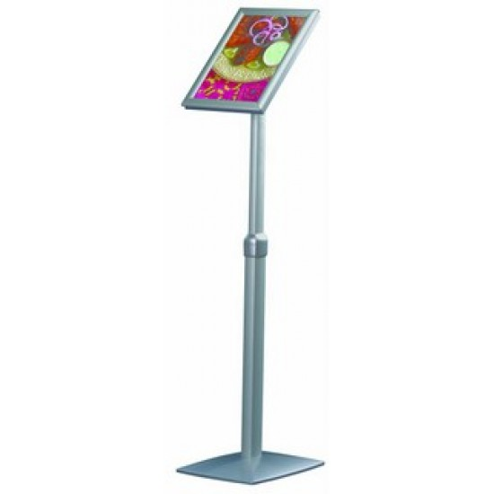 Flexible Exhibition Stands : A flexible display stand menu board