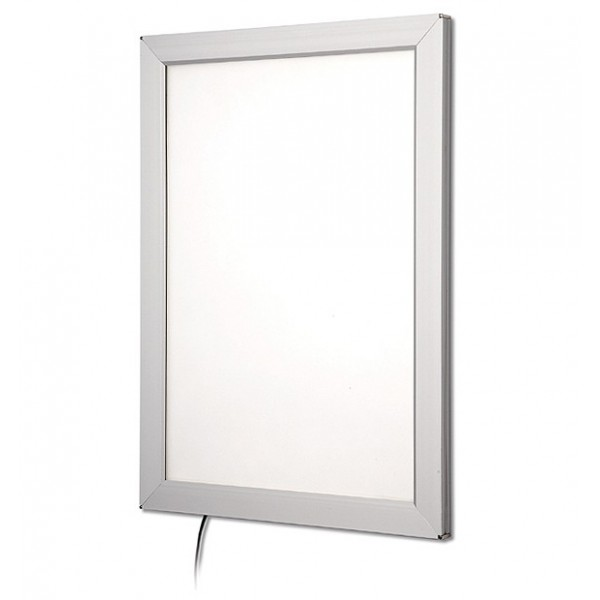 A1 Illuminated Snap Poster Frame, 25mm