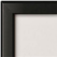 20 x 30 Black Snap Frame, 32mm